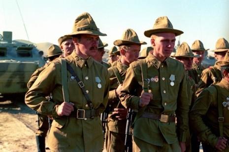 Воїни-авганці