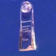 Нагорода «За свободу» неурядової організації Атлантична рада США