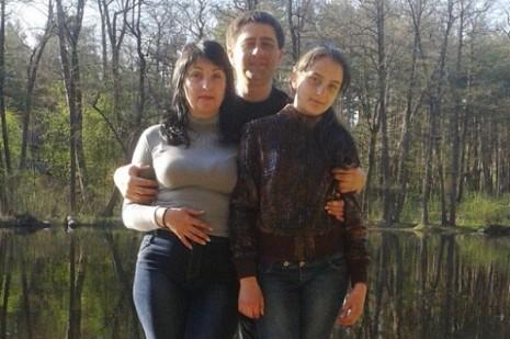 Сім'я Володимира Рибака