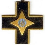 Железный крест за зимний поход и бои (Железный крест УНР)