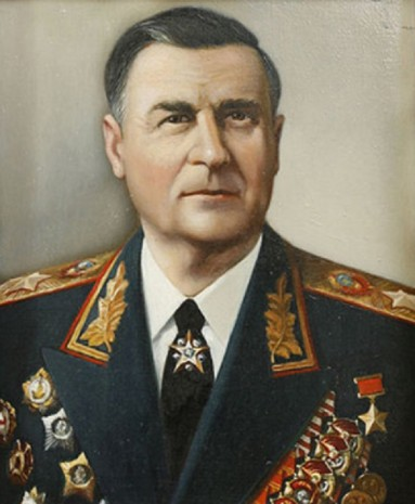 Василь Соколовський