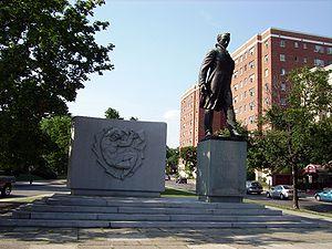 Пам'ятник Тарасу Шевченку у Вашингтоні