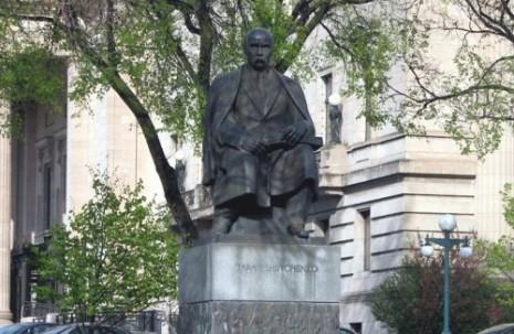 Пам'ятник Тарасу Шевченку у Торонто