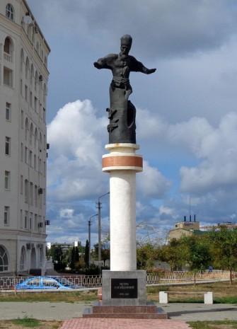 Пам'ятник Петру Сагайдачному в Севастополі