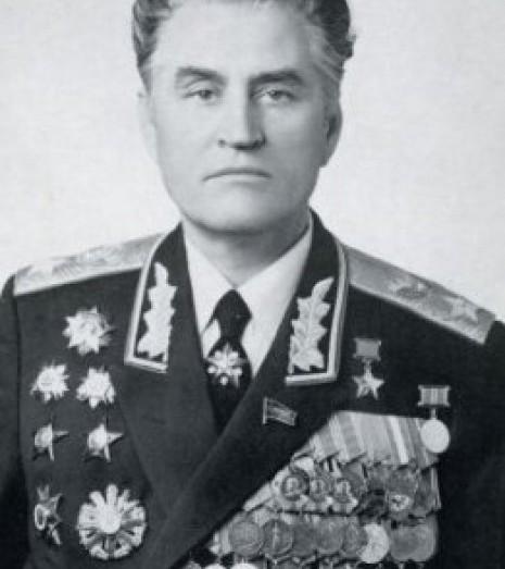 Петров Василий Степанович