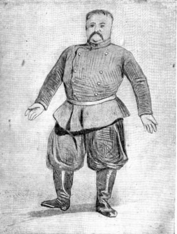 Михайло Семенович Щєпкін