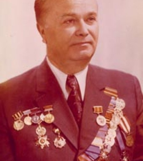 Березняк Евгений Степанович