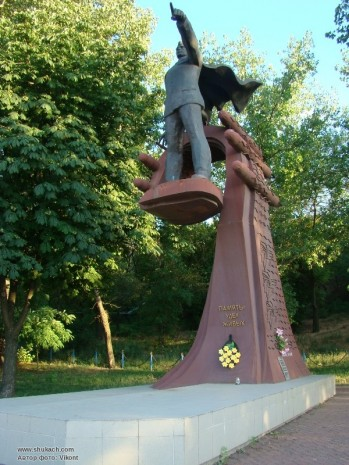 Пам'ятник Олександру Маринеско в Одесі