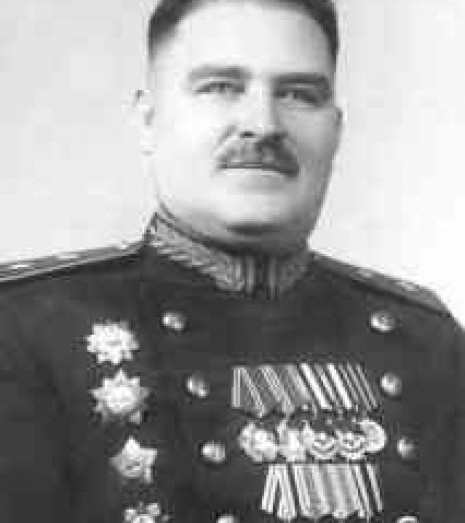 Деревянко Кузьма Николаевич