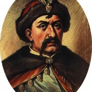 Хмельницький Богдан Михайлович