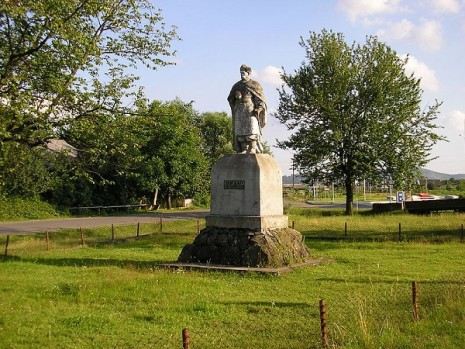 Пам'ятник Богдану Хмельницькому біля с. Драгове