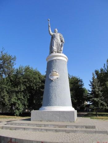 Пам'ятник Богдану Хмельницькому в Мелітополі