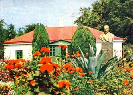 Пам'ятник Михайлу Коцюбинському в Вінниці