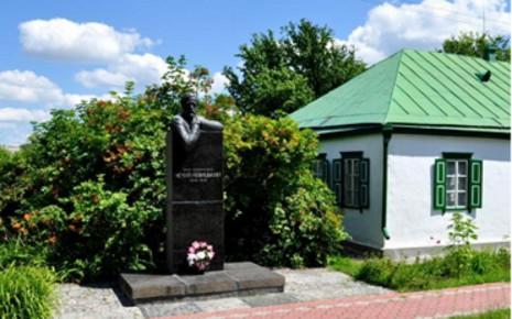 Литературно-мемориальный музей Ивана Нечуй-Левицкого в Стеблеве
