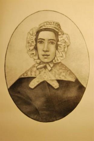 Анна Григорьевна Квитка-Основьяненко, жена писателя