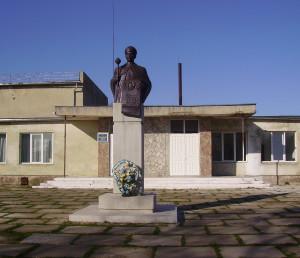 Пам'ятник Івану Виговському в с. Руда Львівської області