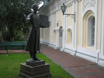 Мемориальный музей в Переяслов-Хмельником