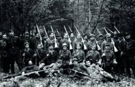 Сіроманці - сотня Дмитрия Карпенко