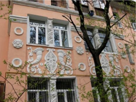 Улица Екатерины Белокур в Киеве