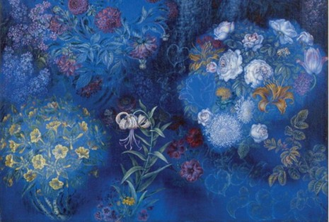 Польові квіти Катерини Білокур