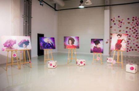 Выставочный проект Атмосфера Екатерины Белокур в Киеве