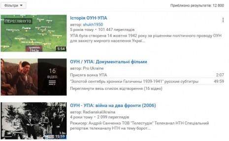 Андрій Марценюк на Youtube