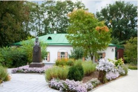 Дом, где жил Панас Мирный с 1903 года