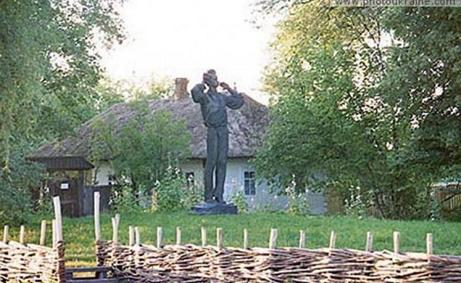 Мемориальный музей Александра Довженко в Соснице