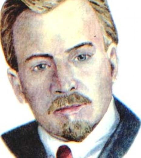 Кандыба Александр Иванович (Александр Олесь)