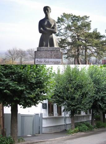 Музей Ольги Кобилянської в с. Димки Чернівецької області