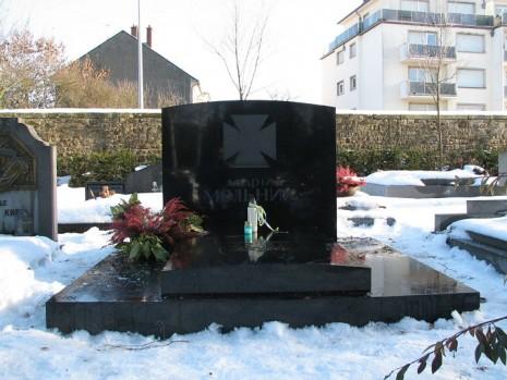 Могила Андрея Мельника