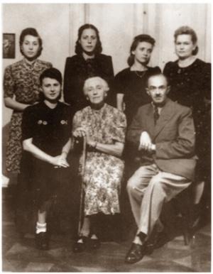 Саломея Крушельницкая во Львове