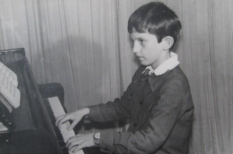 Детское фото Андрея Кузьменко