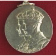 Коронационная медаль Короля Георга VI