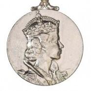 Коронационная медаль Королевы Елизаветы II