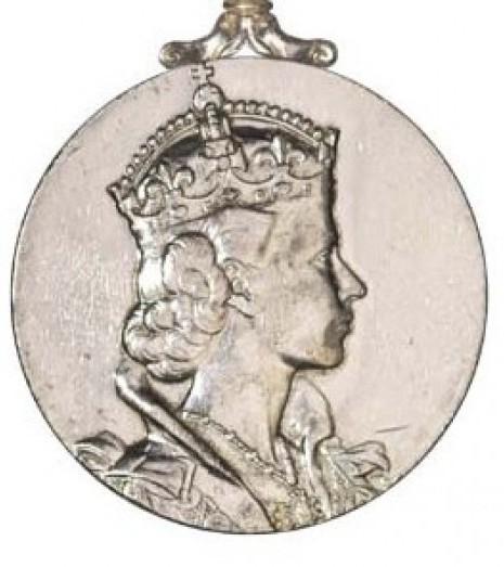 [ua]Коронаційна медаль Королеви Єлизавети II[/ua][ru]Коронационная медаль Королевы Елизаветы II[/ru][en]Queen Elizabeth II Coronation Medal[/en]