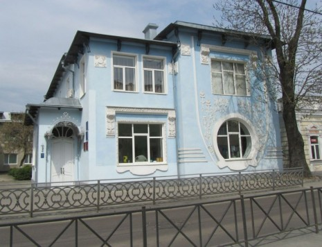 Літературно-меморіальний музей Уласа Самчука в Рівному