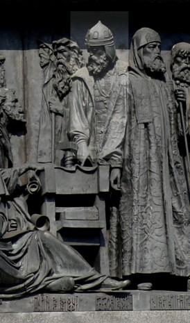 Храм-памятник к 300-летию К. Острожского