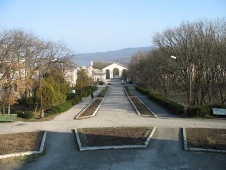 Старокримський санаторій