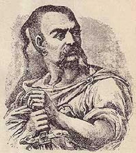Князь Святослав Игоревич (Храбрый)