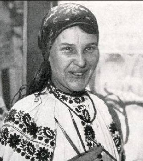 Примаченко Марія Оксентіївна