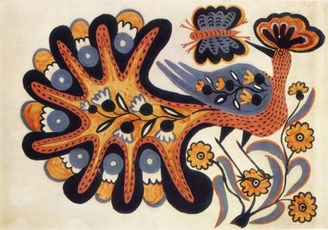 Казкова птиця, 1936 рік
