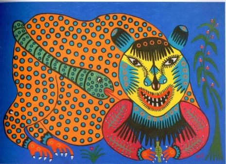 Цей звір п'є яд, а смокче його гад, 1983 рік