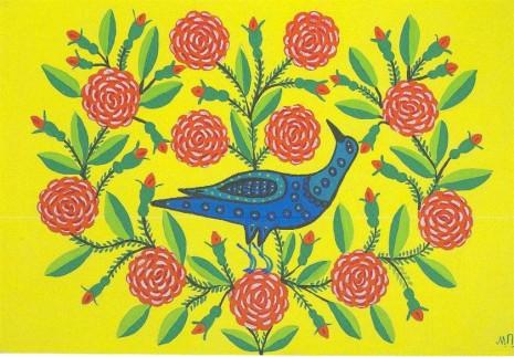 Сорока в трояндах, 1983 рік