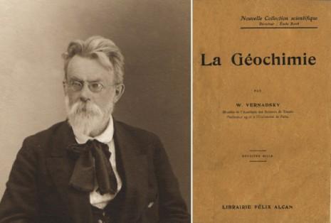 Изданный во Франции конспект лекций Владимира Вернадского