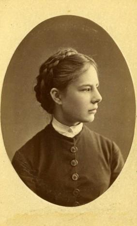 Ольга Белокопытова, 1873 год