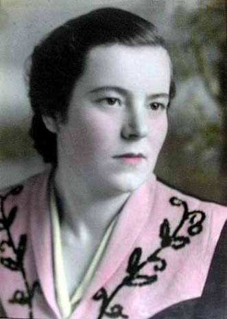 София Ивасюк, мать Владимира Ивасюка