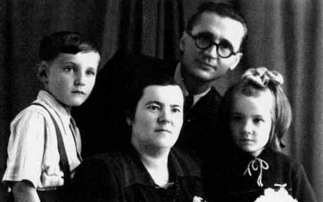 Семья Ивасюков