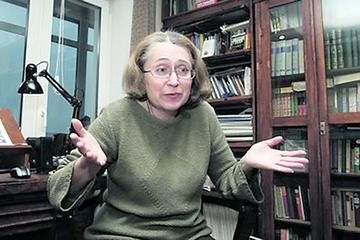 Внучка писателя Маряна Евтушенко