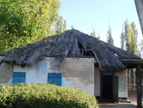 Дом-музей Остапа Вишни в с. Кринки
